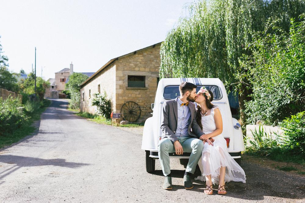 Un mariage en Tropéziennes / Amandine & Alexandre