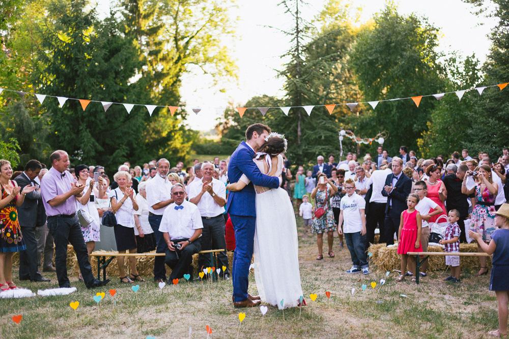 Un mariage guinguette dans la Marne / Hélène & Romain
