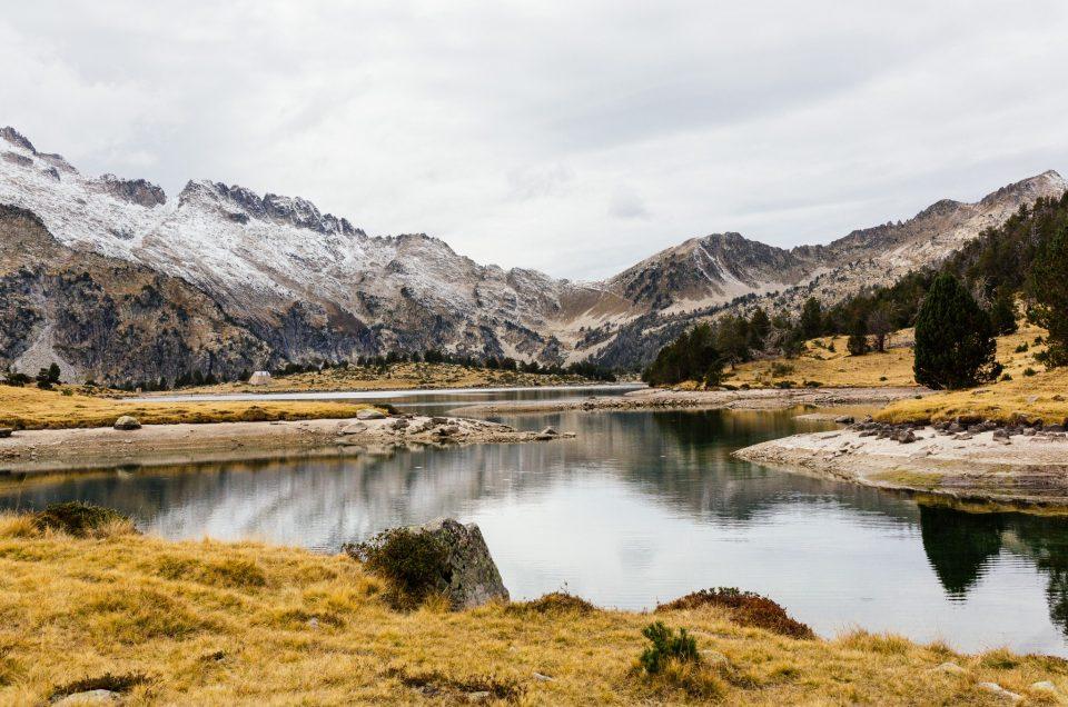 Rando aux lacs de Néouvielle