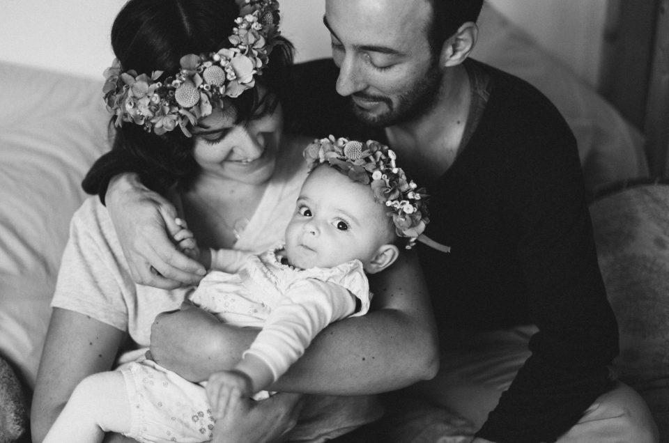 Séance famille Laura, Sylvain & Léonie // Drémil-Lafage