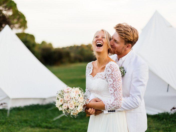 Mariage folk en Camargue / Alice & Tim