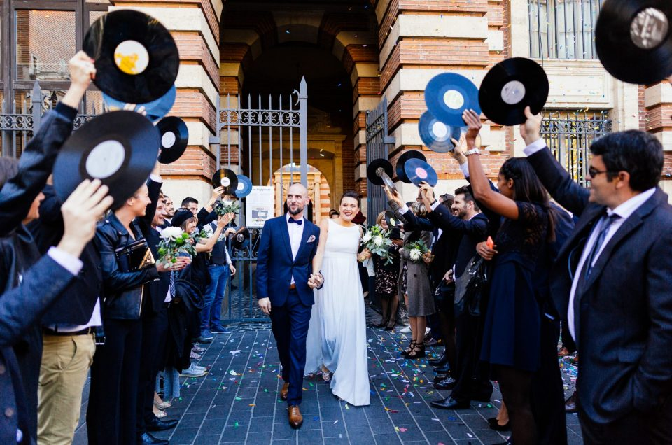 Mariage Charlotte & Lucien // Toulouse