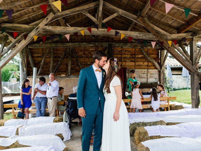 Bienvenue au marché / Anna & Julien