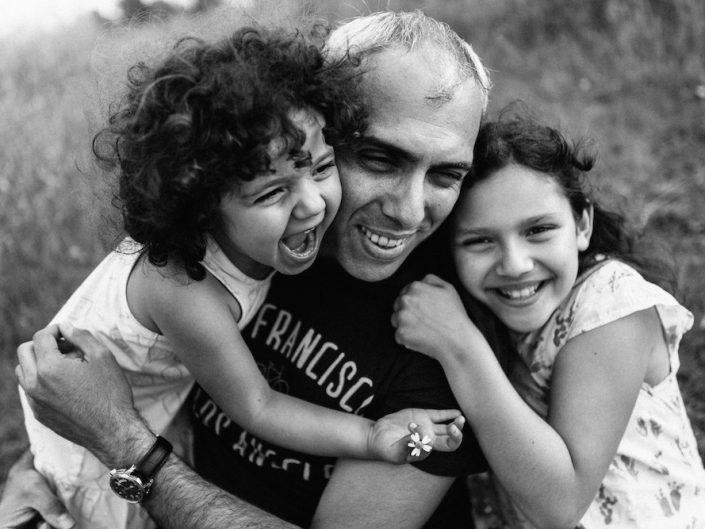 Ser família / Luis & Linda