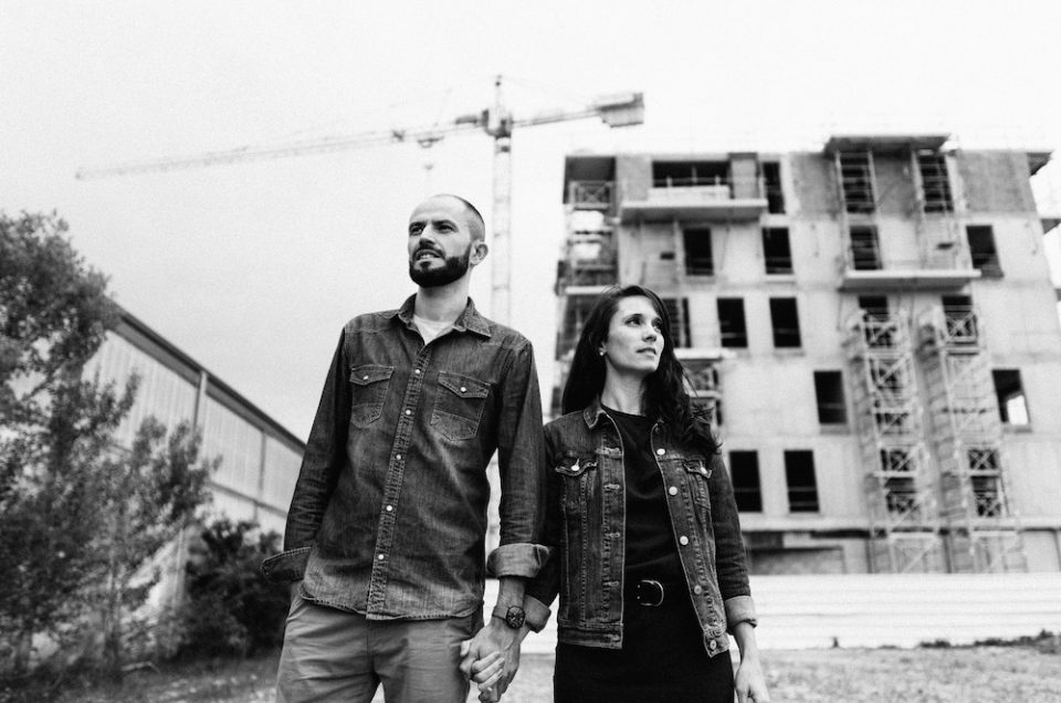 Séance engagement Elodie & Sylvain // Toulouse