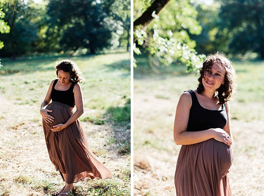 Séance grossesse famille Alison, Guillaume et Line - Quinze Sols, Blagnac-10