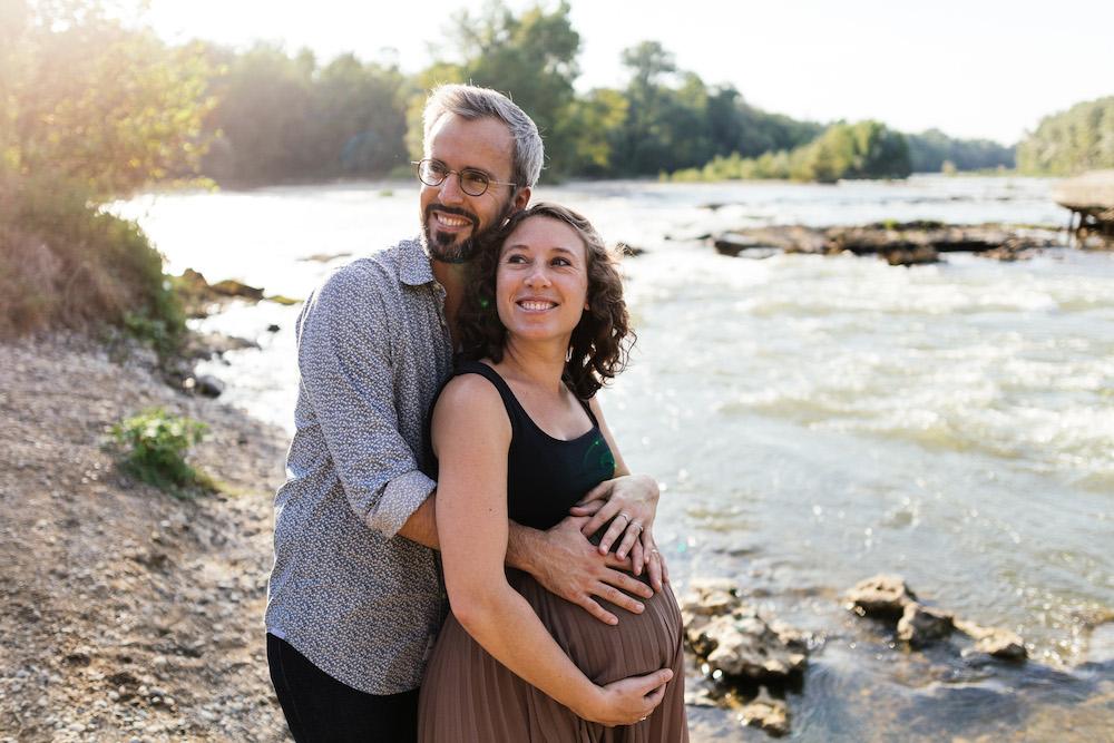 Séance grossesse famille Alison, Guillaume et Line - Quinze Sols, Blagnac-14