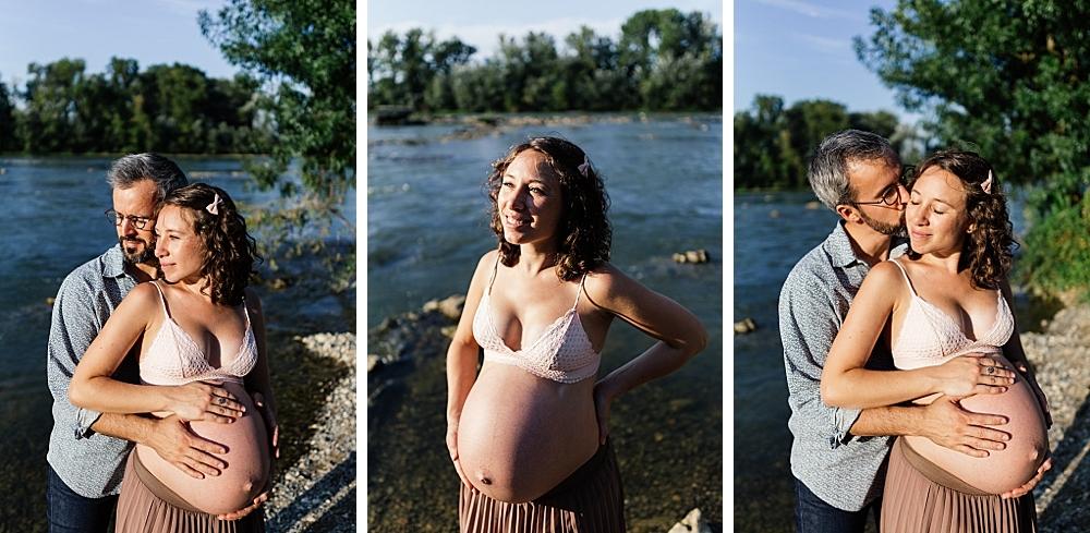 Séance grossesse famille Alison, Guillaume et Line - Quinze Sols, Blagnac-18
