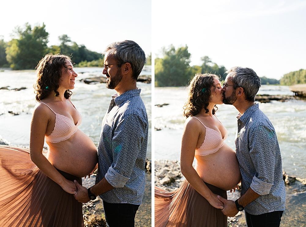 Séance grossesse famille Alison, Guillaume et Line - Quinze Sols, Blagnac-20