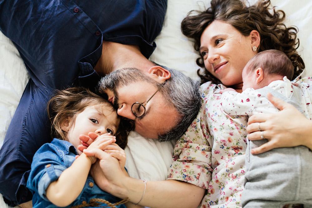 Séance naissance Sacha, Alison, Guillaume et Line - Verdun-sur-Garonne-53
