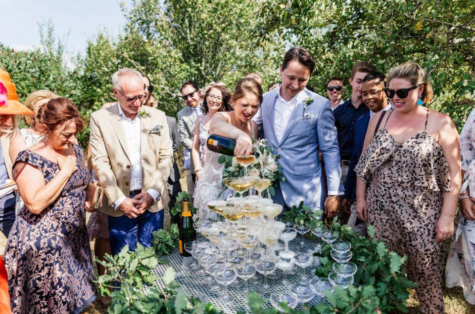Sammie & Joe's wedding // Tarn-et-Garonne