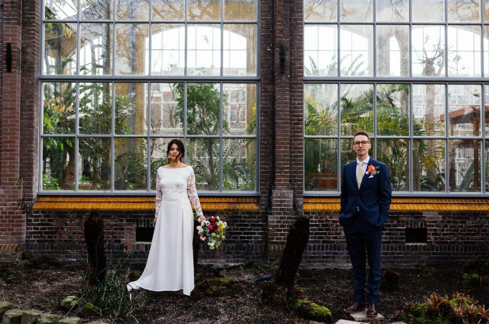 Mariage Elisa & Richard // Droog Hotel, Amsterdam