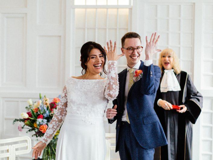 Amsterdam wedding / Elisa & Richard