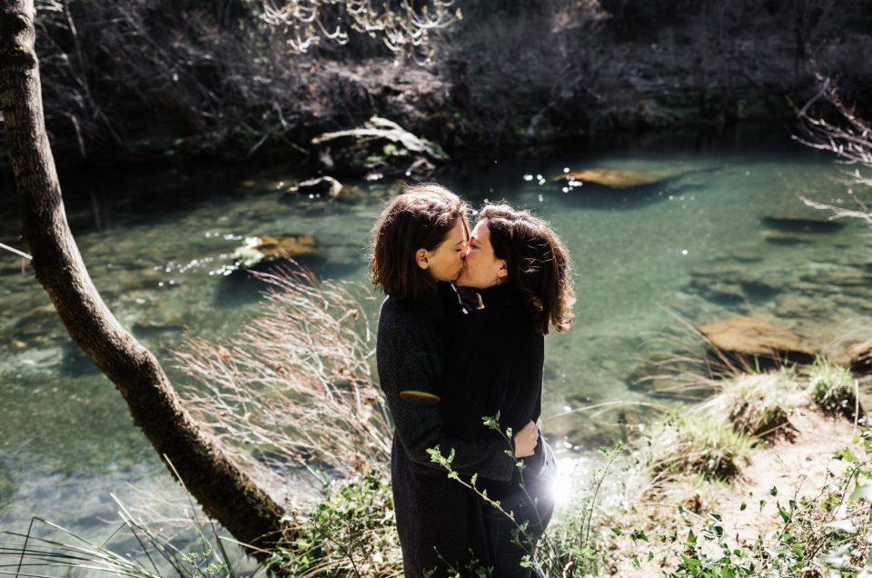 Séance couple Johana & Marion / Cévennes
