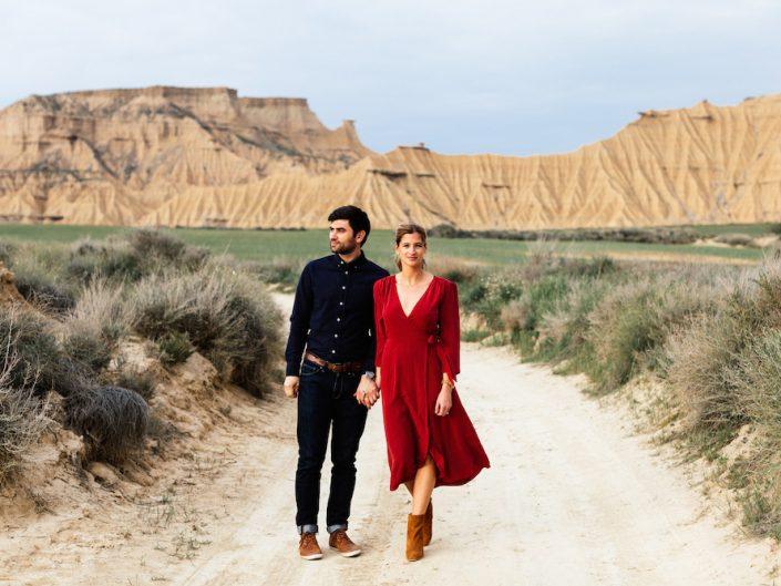Bardenas story // Emma & Olivier